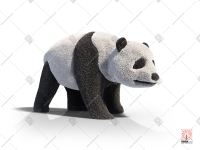 """Топиари """"Панда"""""""