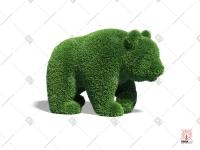 """Топиари """"Амурский медведь"""""""