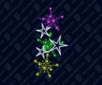 """Светодиодная консоль """"Звездное сияние"""""""