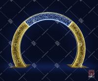 """Светодиодная арка """"Круглая"""""""