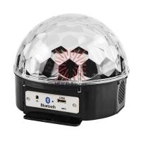 Светодиодная система Диско-шар с пультом ДУ и Bluetooth, 230 В