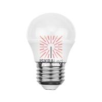 Лампа светодиодная Шарик (GL) 7,5 Вт E27 713 лм 4000 K нейтральный свет REXANT