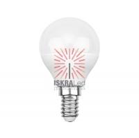 Лампа светодиодная Шарик (GL) 9,5 Вт E14 903 лм 4000 K нейтральный свет REXANT