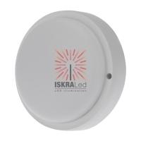 Светильник светодиодный пылевлагозащищенный REXANT ЖКХ-01 круг 12 Вт 1000 Лм IP65 155 мм 6500 K