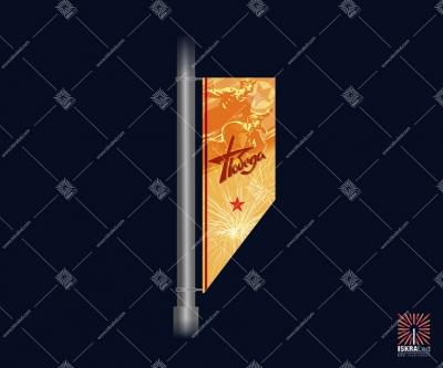 Декоративная консоль К225-1 с подсветкой