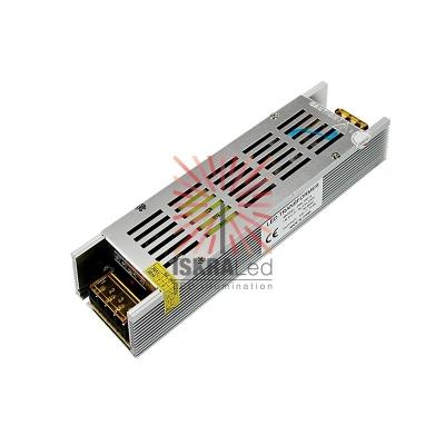 Источник питания  компактный 12 V 16,7 A 200 W с разъемами под винт, без влагозащиты (IP23)