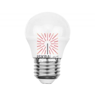 Лампа светодиодная Шарик (GL) 7,5 Вт E27 713 лм 2700 K теплый свет REXANT