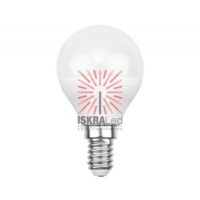 Лампа светодиодная Шарик (GL) 9,5 Вт E14 903 лм 2700 K теплый свет REXANT