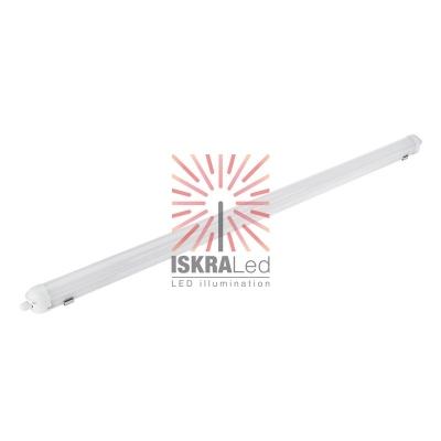 Светильник пылевлагозащищённый противоударный соединяемый ССП2-40 36Вт 200В-240В IP65 IK08/5 3060Лм 6500K холодный свет REXANT