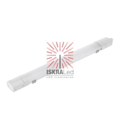 Светильник пылевлагозащищённый с монтажным коробом ССП3-20 18Вт 200В-240В IP65 1710Лм 6500K холодный свет REXANT
